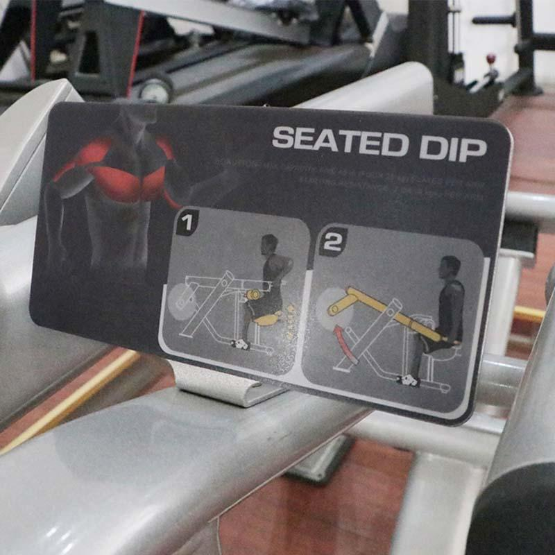 LJ-5702(Seated dip)