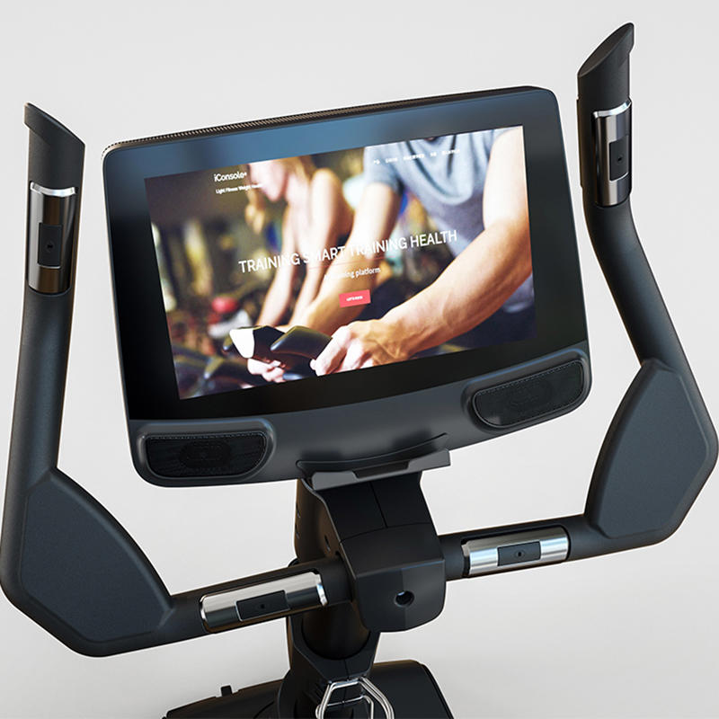LJ-9516 Touch screen upright bike
