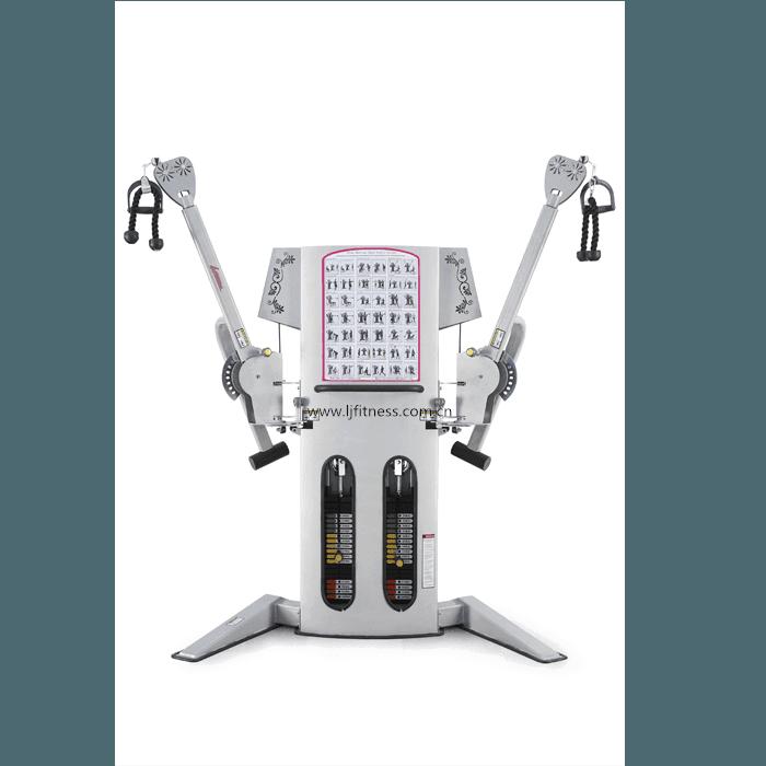 LJ-5908 (croix de câble double de mouvement libre)