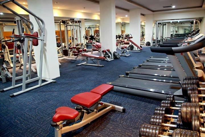 Mallette de gym