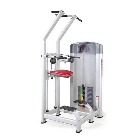 LJ-5501(Assist dip chin)