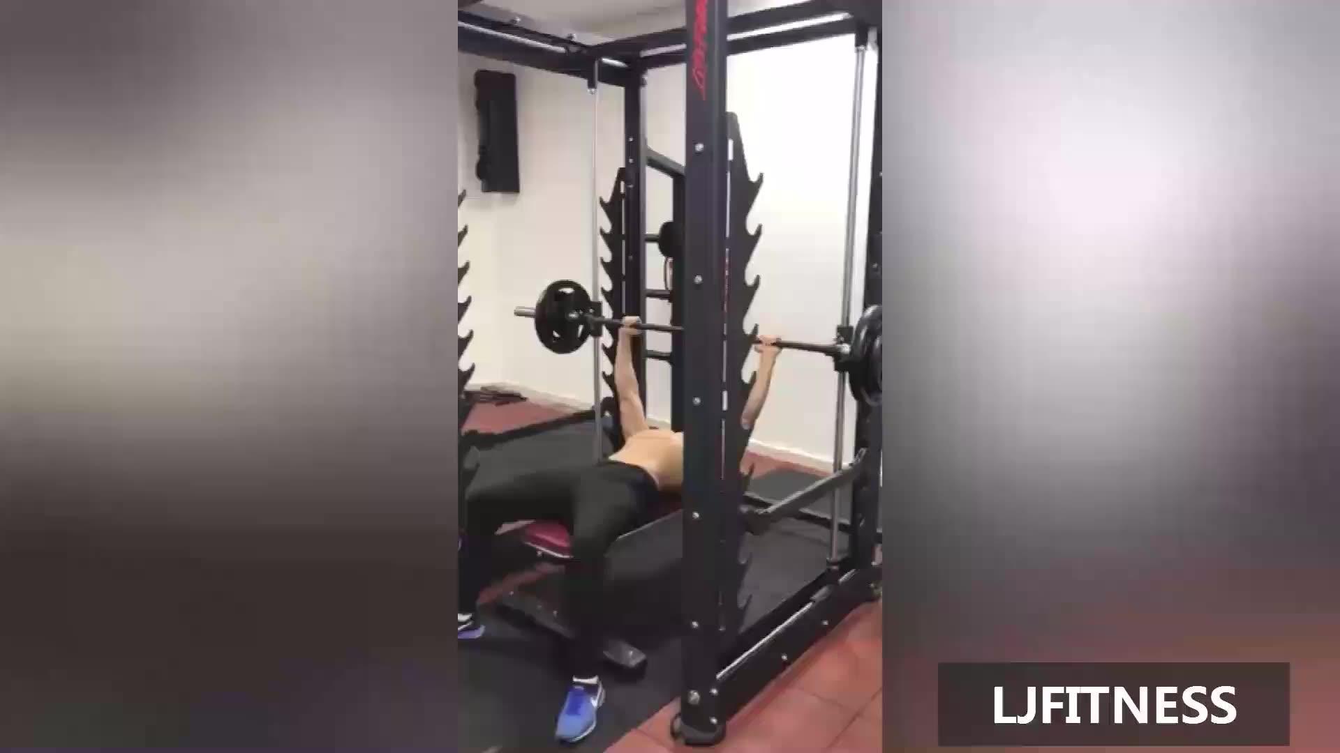 LJ-5535C 3D smith machine
