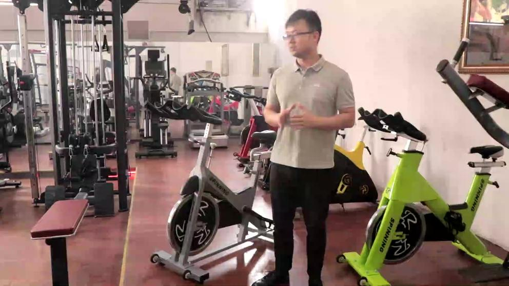 LJ-9609B  Spinning bike