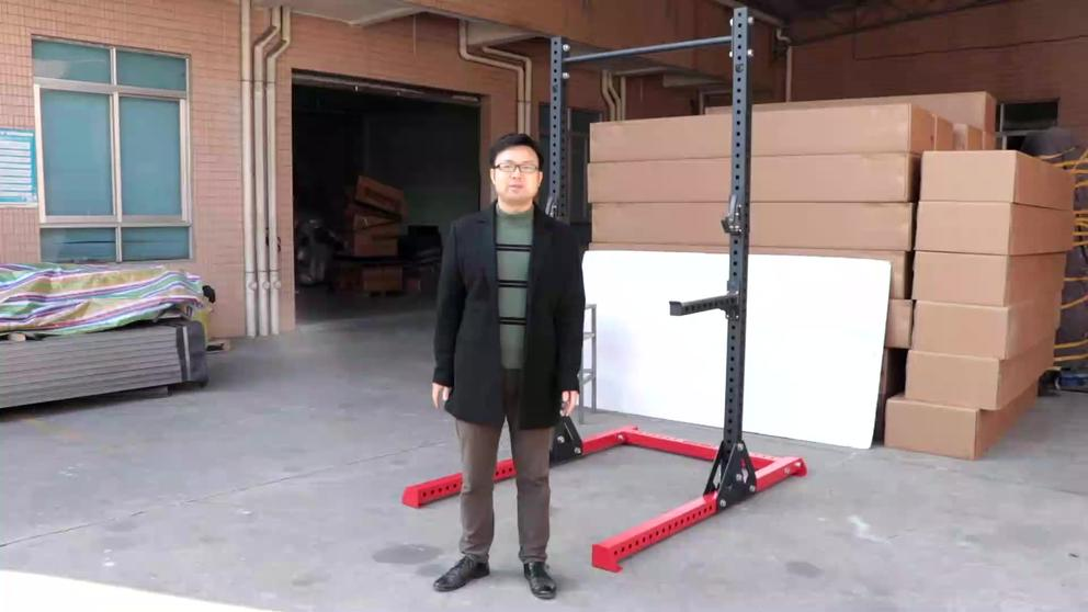 LJ-804 Squat rack