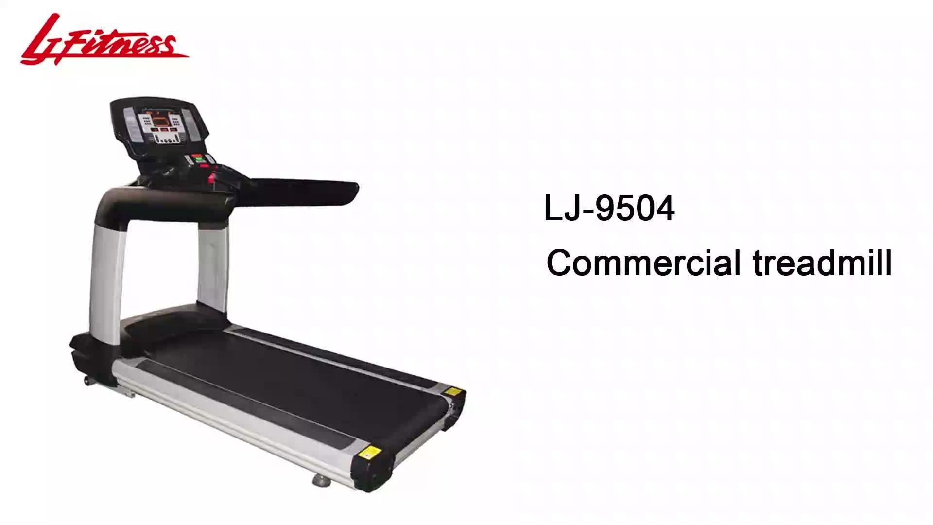LJ-9504 Commercial treadmill